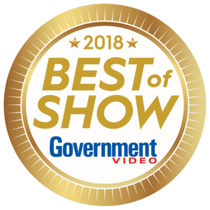 Best of Show Award Government Video